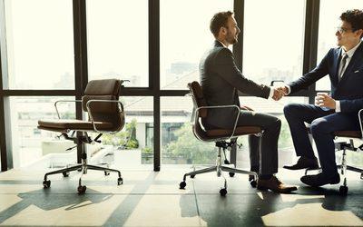 Nous recrutons un chargé d'affaires !