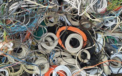 SOREVO Environnement a besoin de toujours plus de câbles électriques