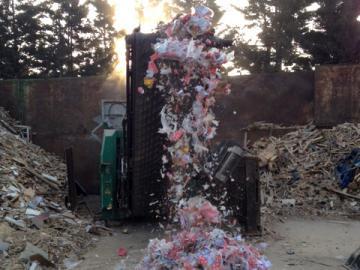 Recyclage Produit à détruire