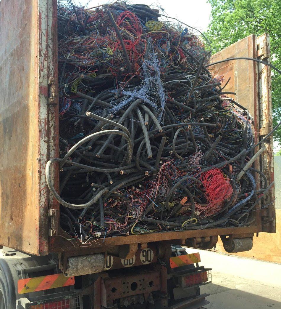vendre cable cuivre 75