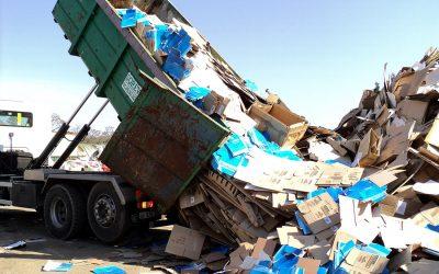 L'émergence de nouveaux circuits de traitement des déchets