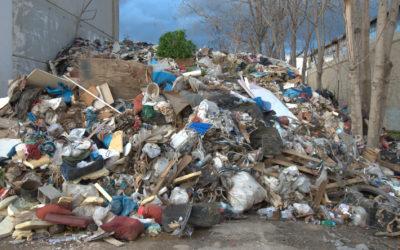 En France, les centres de stockage des déchets arrivent à saturation