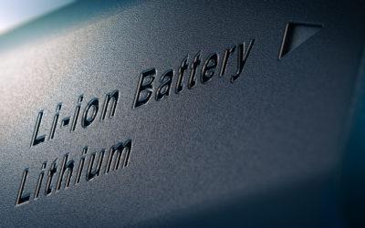 Recyclage et batteries au lithium : attention danger !