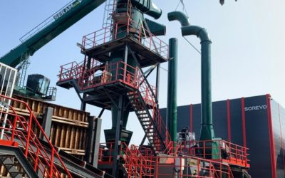 Sorevo met en place une nouvelle chaîne de valorisation de métaux
