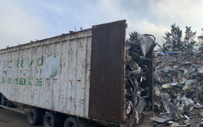 Pièces VHU, platinage : Sorevo rachète de nouveaux déchets !